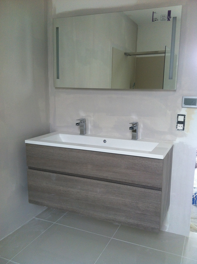 Joneau vanity unit